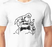 Pug does it my Way Unisex T-Shirt