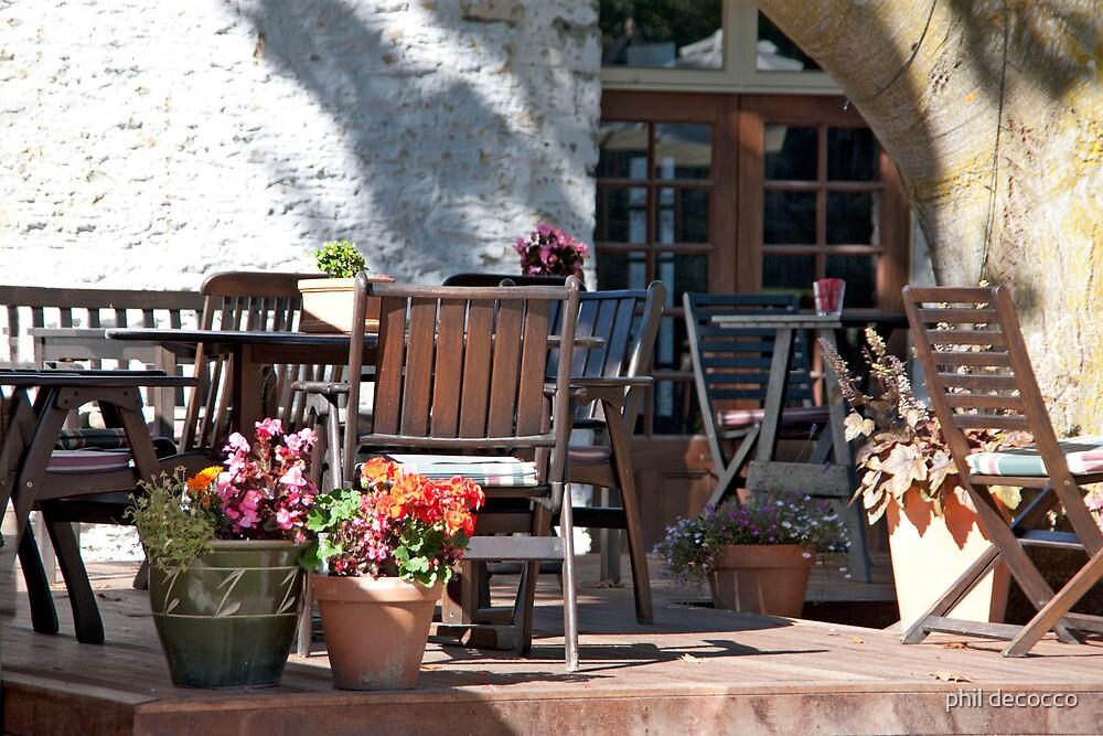 Porch Scene by phil decocco