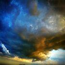East Coast Sky no1 by LAURANCE RICHARDSON