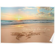 Remembering Him With You Poster