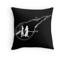 Final Fantasy VII Tribute Throw Pillow