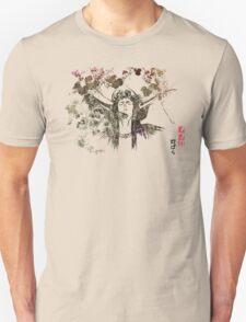 Final Fantasy II Ukiyo-e Unisex T-Shirt