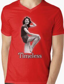 ELISABETH SLADEN - TIMELESS Mens V-Neck T-Shirt