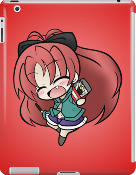 Chibi Kyoko Sakura by Racheya