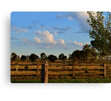 The Horse Yards Canvas Print