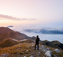 6725ft at 5:30 am  by Salvatore Russolillo