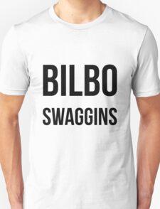 Bilbo Swaggins Unisex T-Shirt