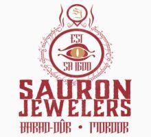 Sauron Jewelers Kids Clothes