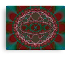 Fractal Stew Canvas Print