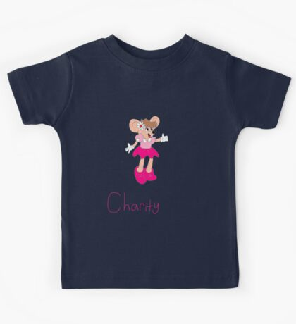 Charity church mouse Kids Tee
