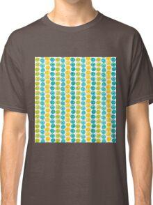 Hipster background  hand drawn polka dot pattern  Classic T-Shirt
