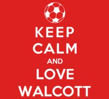 Keep Calm And Love Walcott by Phaedrart