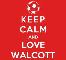 Keep Calm And Love Walcott by Phaedrart