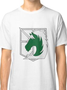 Attack on Titan - Military Police Classic T-Shirt