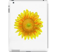 Sun Flower iPad Case/Skin