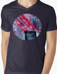 Striking matchstick Mens V-Neck T-Shirt