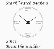 Stark Watchmakers by obdobuk