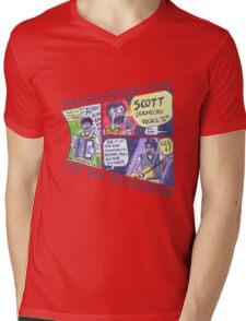 The Bar-Steward Sons Of Val Doonican Cartoon Mens V-Neck T-Shirt