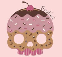 Bone Kandi - Cupcake One Piece - Short Sleeve