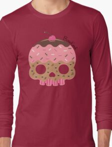 Bone Kandi - Cupcake Long Sleeve T-Shirt