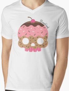 Bone Kandi - Cupcake Mens V-Neck T-Shirt