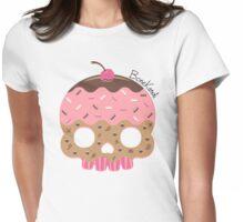 Bone Kandi - Cupcake Womens Fitted T-Shirt