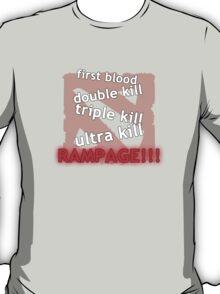 Rampage!!! T-Shirt