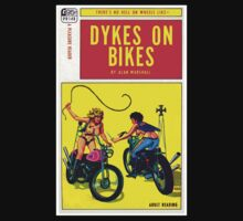 """Dykes On Bikes"" by Michelle Lee Willsmore"