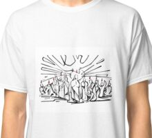 Pentecost illustration Classic T-Shirt