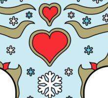 Bone Kandi - Snowflake Sticker