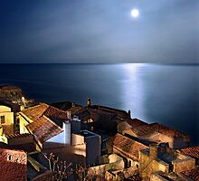 Monemvasia in the natural spotlight by Hercules Milas