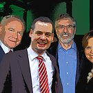 Martin, Gerry, Pearse, Mary  by Declan Carr