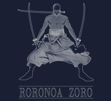 Roronoa Zoro by moseshashim