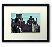 Unruined Framed Print