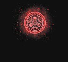 Human transmutation circle Fullmetal Alchemist  Unisex T-Shirt