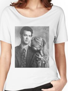 Tom Hanks  Women's Relaxed Fit T-Shirt