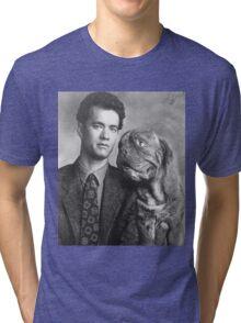 Tom Hanks  Tri-blend T-Shirt