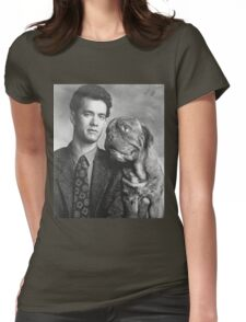 Tom Hanks  Womens Fitted T-Shirt