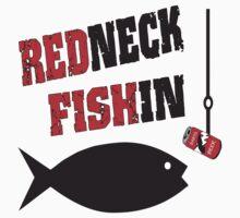 Redneck Fishin One Piece - Short Sleeve