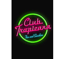 Club Tropicana Photographic Print