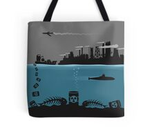 Ecology pollution Tote Bag