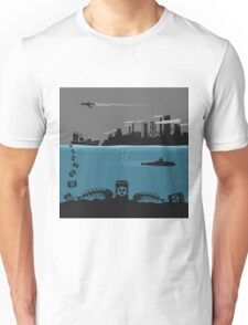 Ecology pollution Unisex T-Shirt