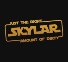 "Skylar - ""Just the right amount of dirty"" by sher00"