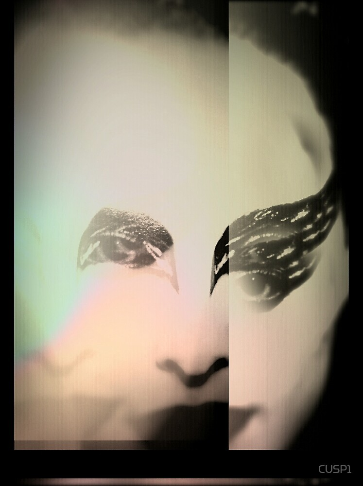 Black Swan Mirrors by CUSP1