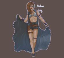 Madame Fury by Samantha Royle
