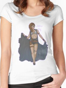 Madame Fury Women's Fitted Scoop T-Shirt