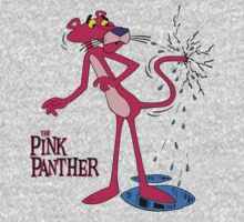 The Pink Panther VI One Piece - Long Sleeve