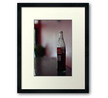 classic taste Framed Print