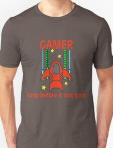 Gamer Before It Was Cool Retro Style T-Shirt