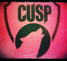 CUSP wolf logo by CUSP1